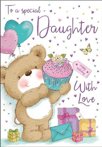 To A Special Daughter With Love